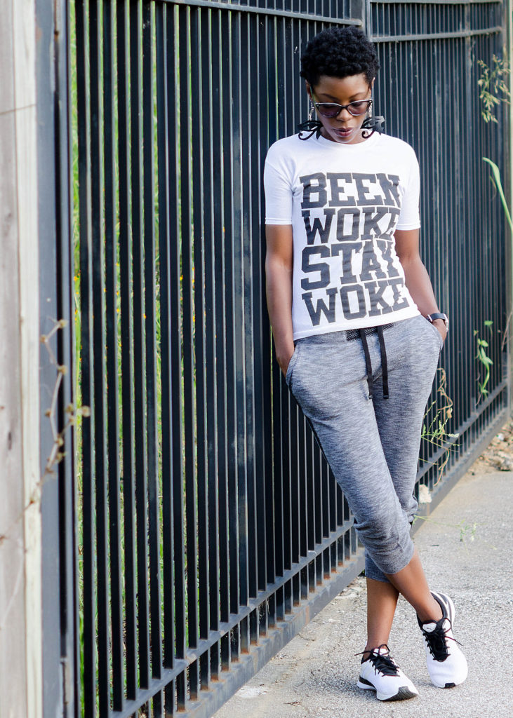 Stay Woke: Consciously Sporting Style