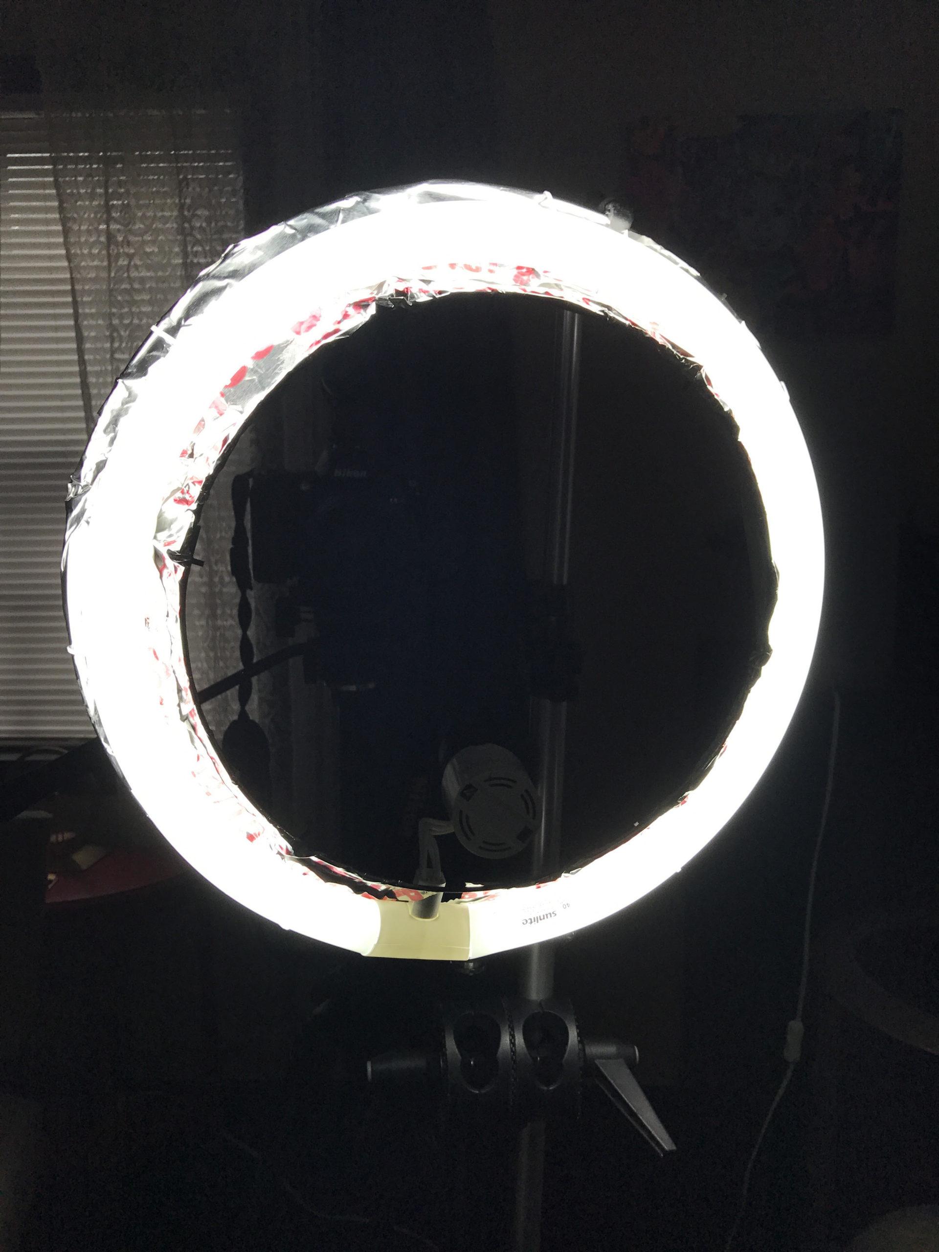 DIY: Ring Light Tutorial