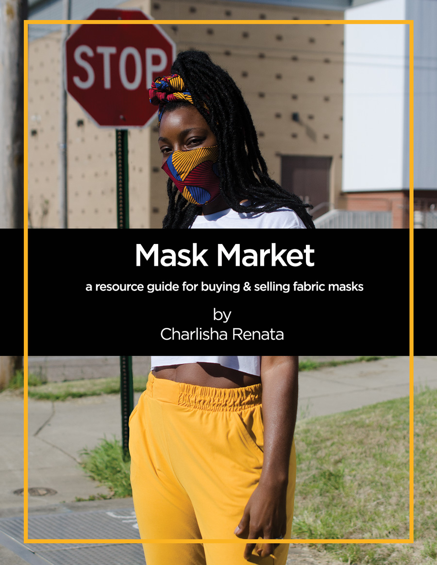 Mask Market – a resource guide for buying & selling fabric masks