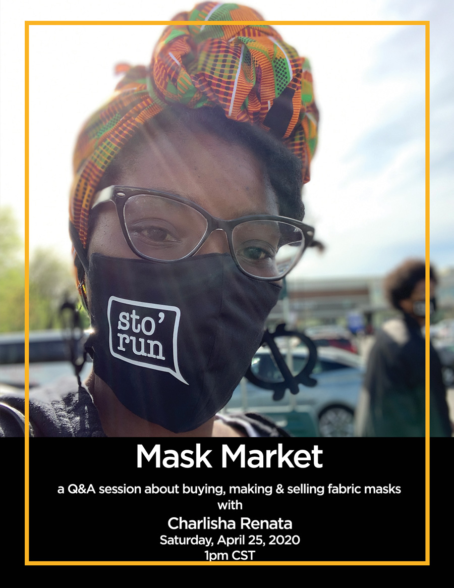 Mask Market – Virtual Q&A Session Replay